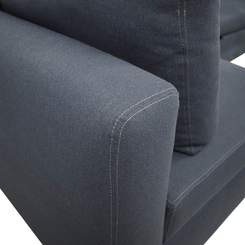 shop Room & Board Sectional Sleeper Sofa Room & Board Sofa Beds