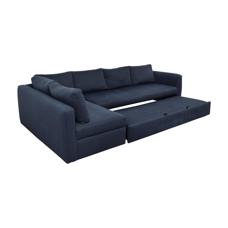 shop Room & Board Room & Board Sectional Sleeper Sofa online
