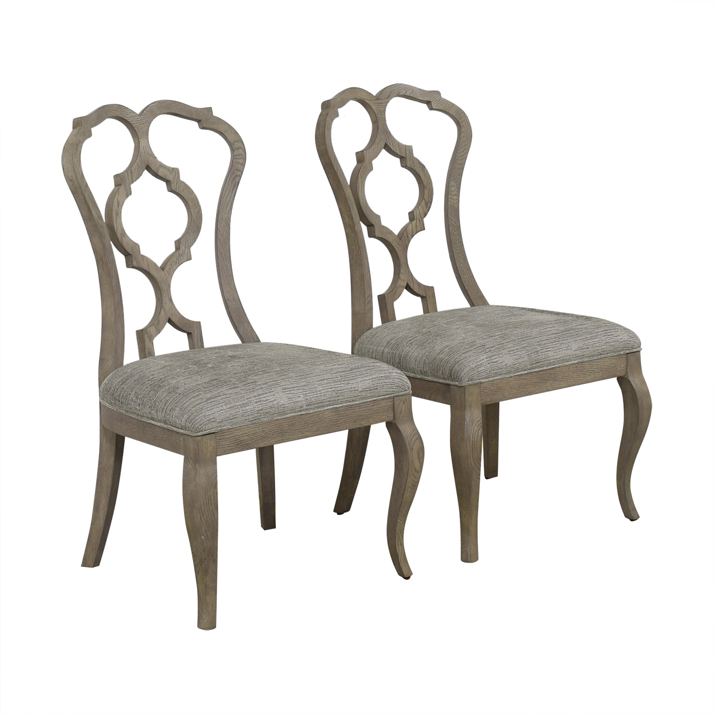 Bernhardt Bernhardt Marquesa Side Chairs Chairs