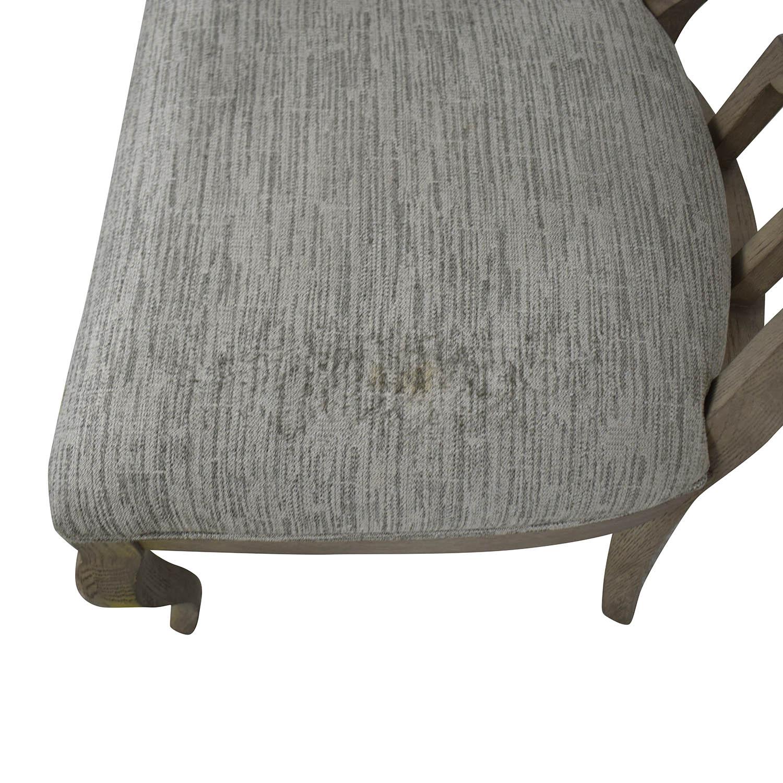 Bernhardt Bernhardt Marquesa Side Chairs grey