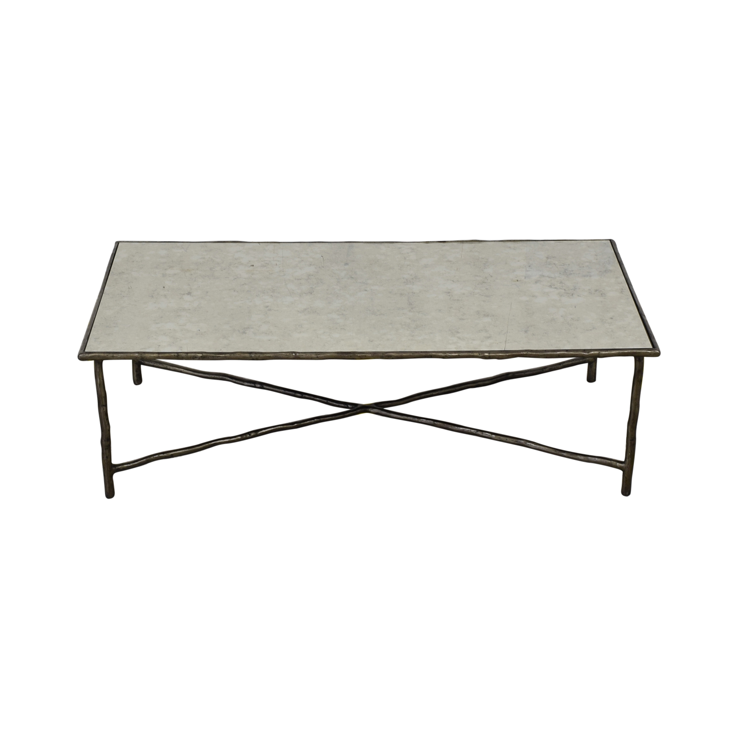 Astounding 79 Off Carlyle Carlyle Mirror Top Coffee Table Tables Ncnpc Chair Design For Home Ncnpcorg