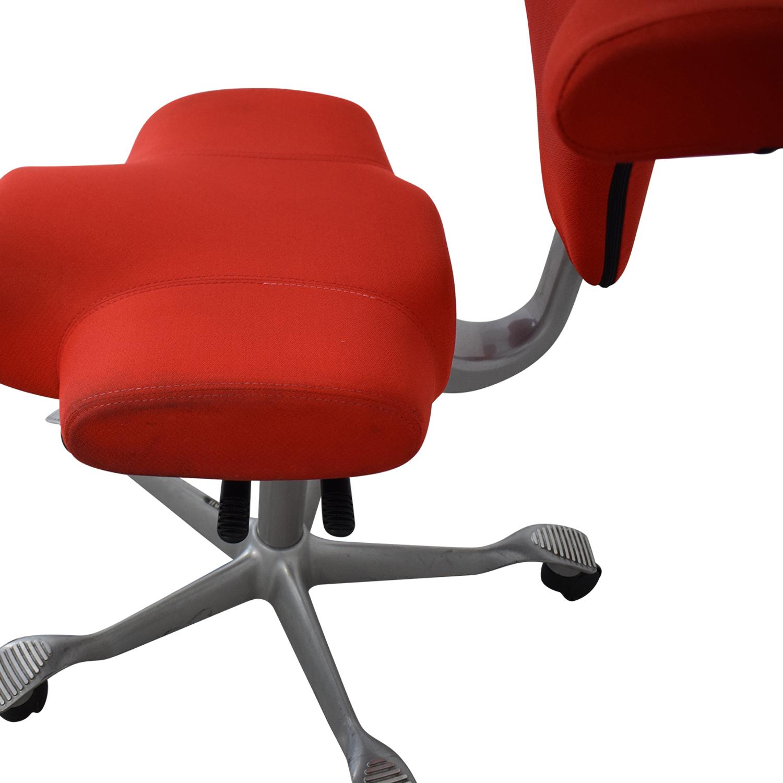 HAG HÅG Capisco Office Chair used