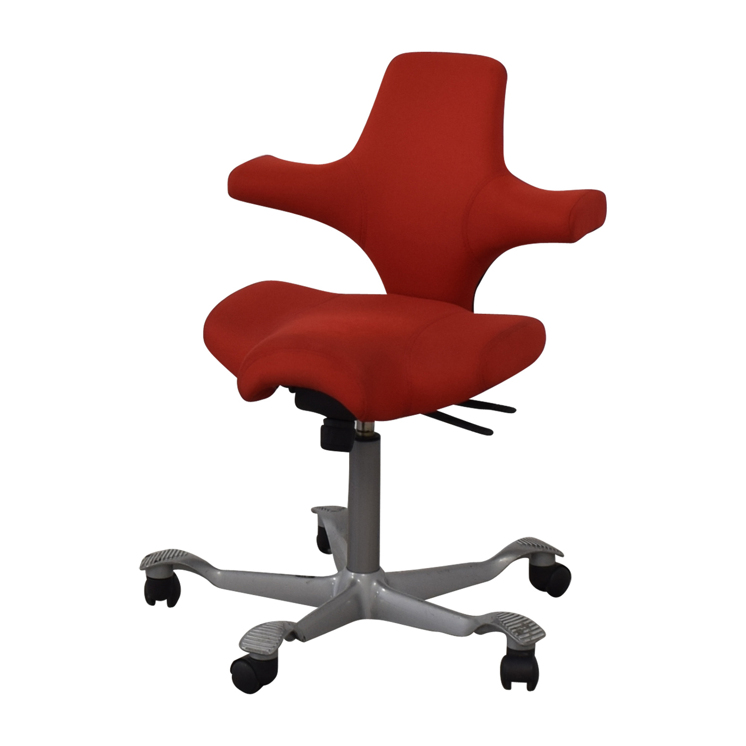 Fine 77 Off Hag Hag Capisco Office Chair Chairs Caraccident5 Cool Chair Designs And Ideas Caraccident5Info