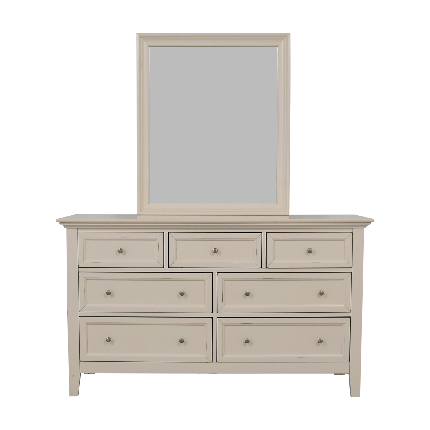 shop Macy's Sanibel Dresser with Mirror Macy's Dressers
