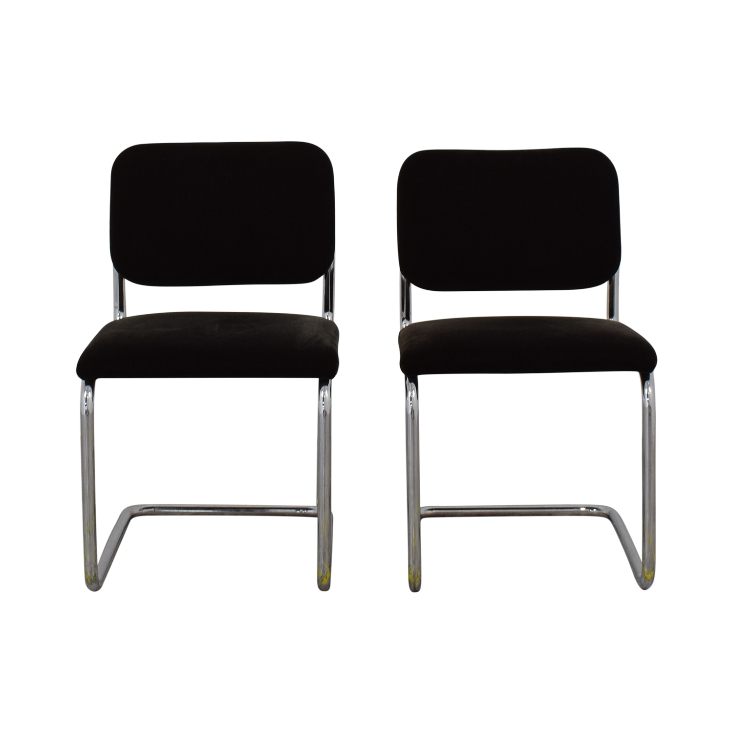 Pace Collection Knoll Marcel Breuer Cesca Chairs