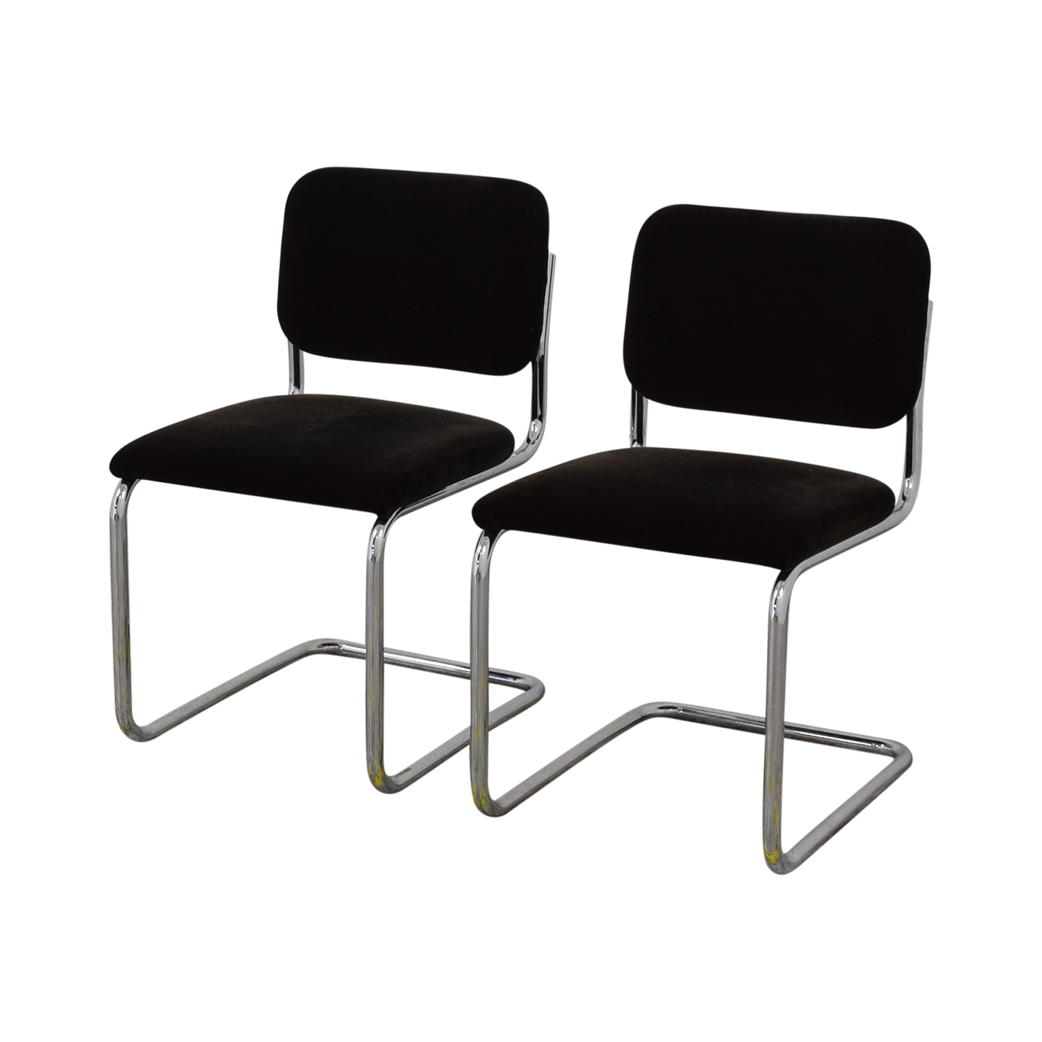 Pace Collection Knoll Marcel Breuer Cesca Chairs Dining Chairs