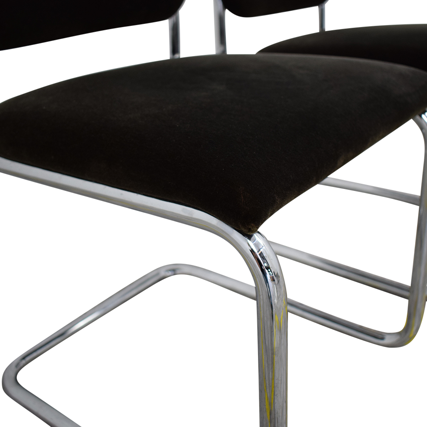 shop Knoll Marcel Breuer Cesca Chairs Pace Collection Chairs