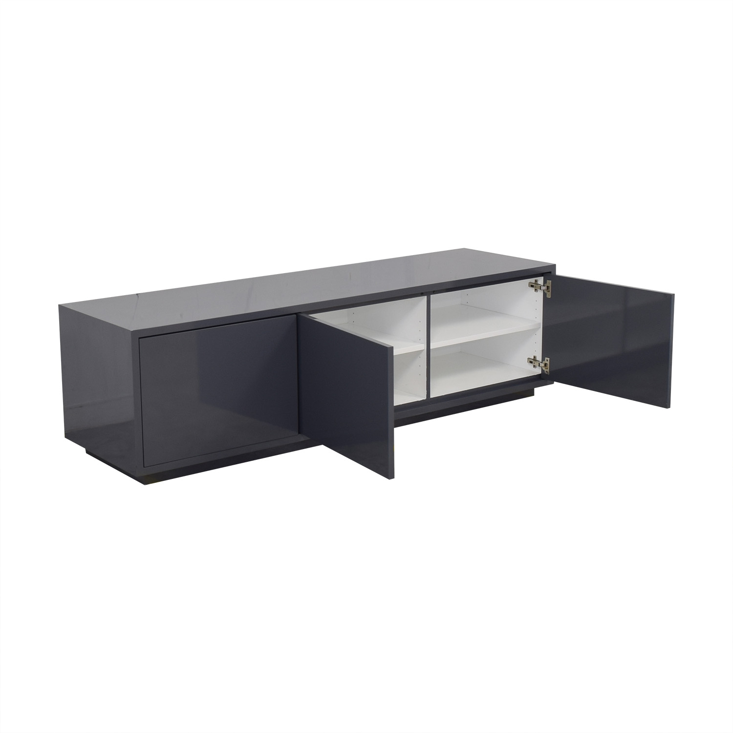 shop Raymour & Flanigan Raymour & Flanigan Triple Cabinet Credenza online