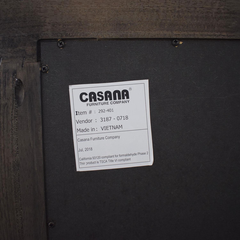 Casana Furniture Dresser with Mirror Casana Furniture