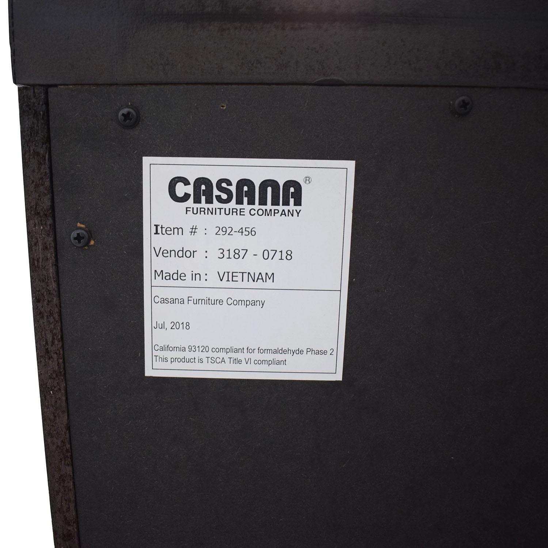 shop Casana Furniture Dresser with Mirror Casana Furniture Dressers