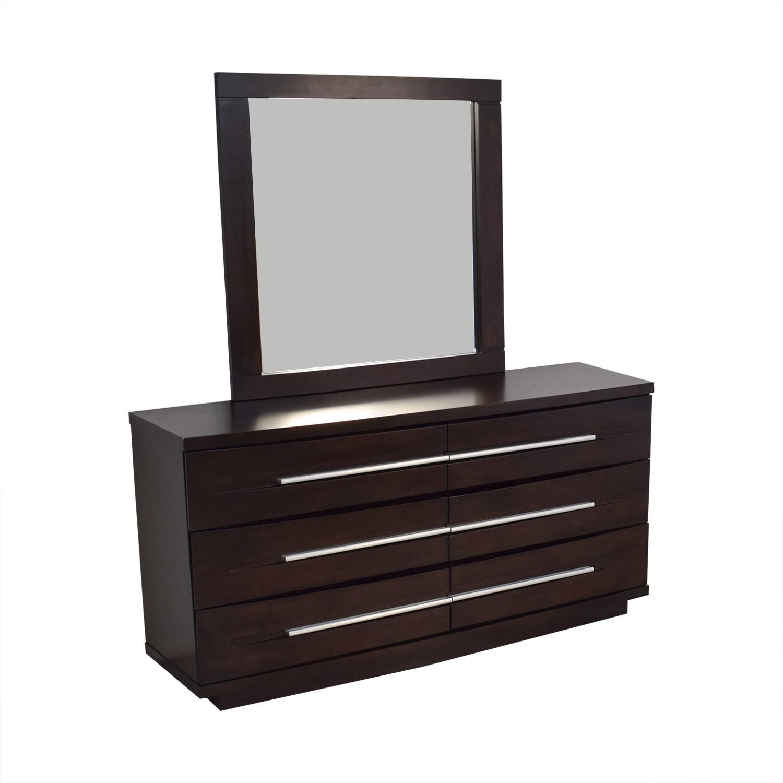 buy Casana Furniture Dresser with Mirror Casana Furniture