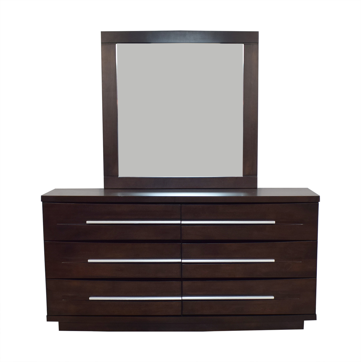 Casana Furniture Casana Furniture Dresser with Mirror on sale
