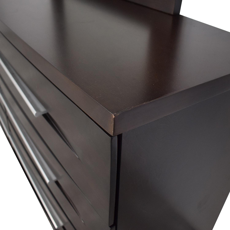 Casana Furniture Casana Furniture Dresser with Mirror