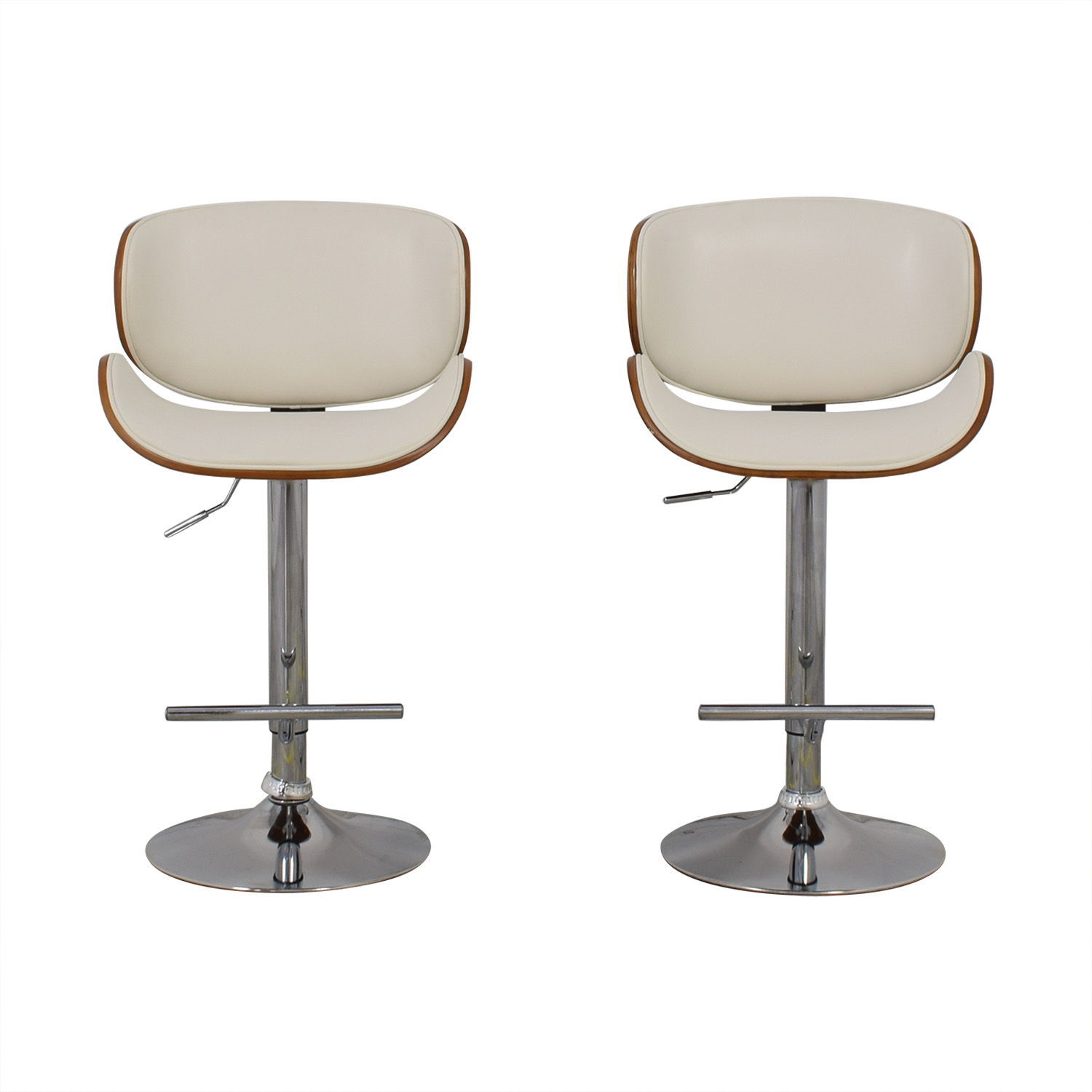 buy Raymour & Flanigan Swivel Bar Stools Raymour & Flanigan Chairs