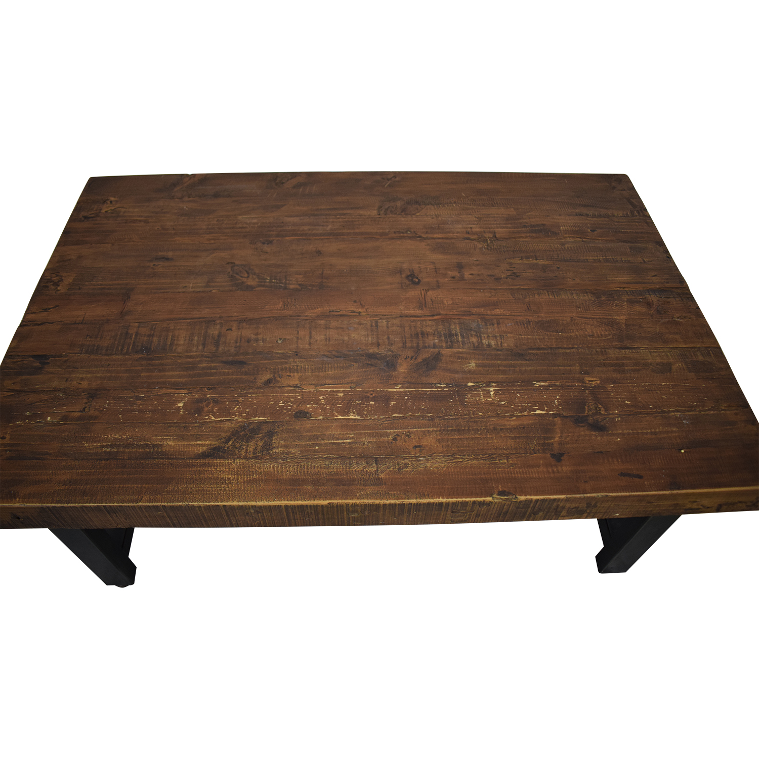 Pottery Barn Pottery Barn Griffin Reclaimed Wood Coffee Table dimensions