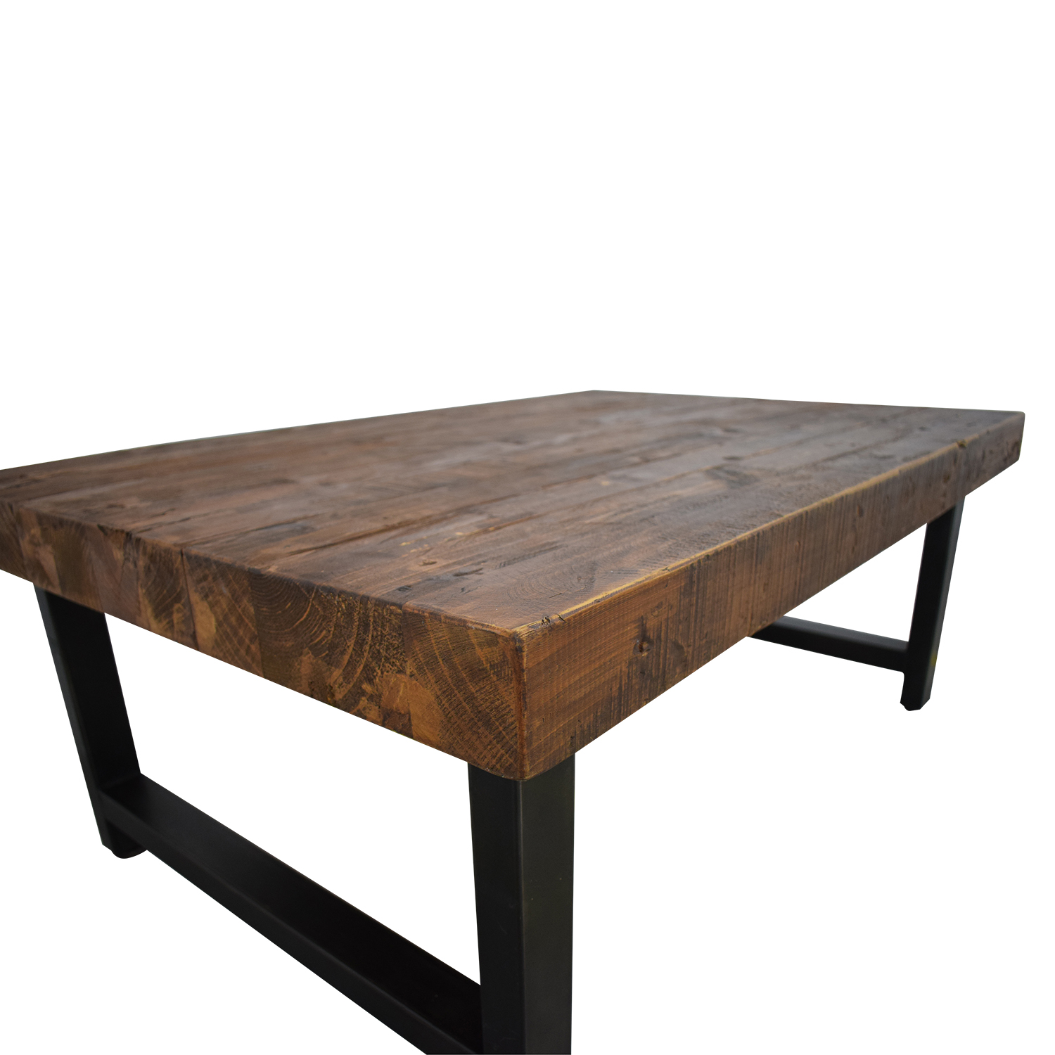 Pottery Barn Griffin Reclaimed Wood Coffee Table Pottery Barn