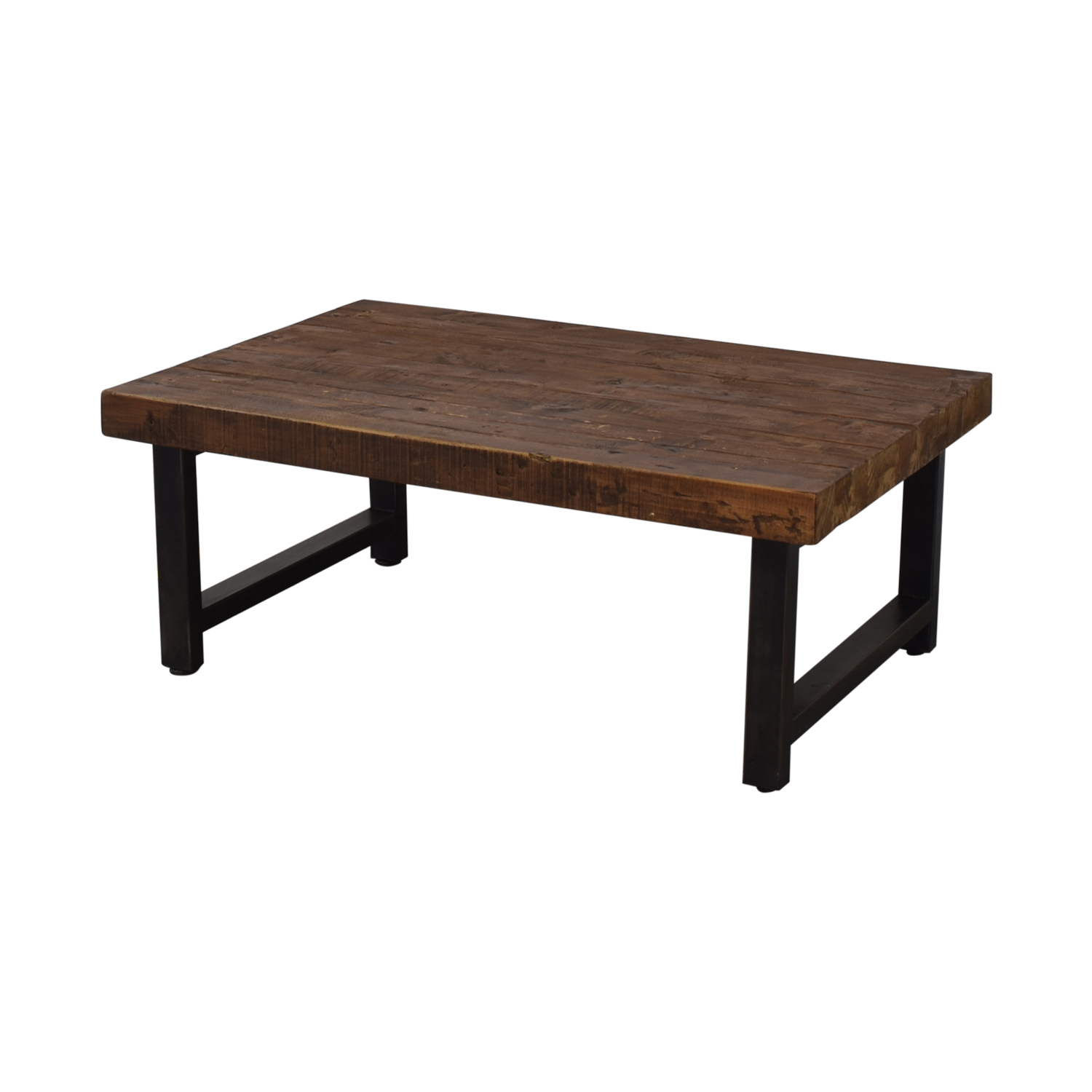 Pottery Barn Griffin Reclaimed Wood Coffee Table / Coffee Tables