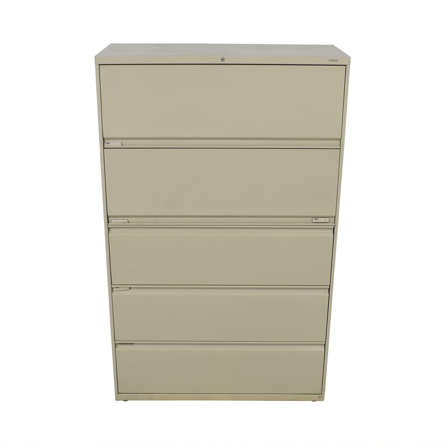 Hon Hon Five Drawer Lateral File Cabinet coupon