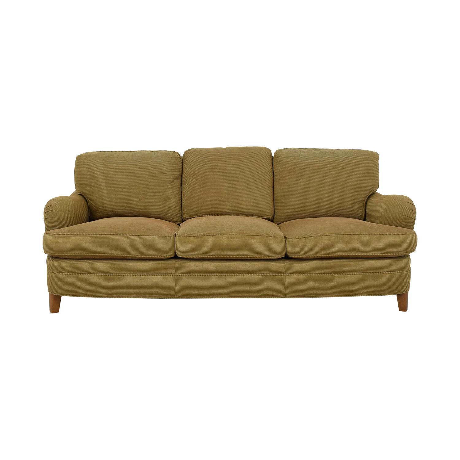 Heirloom Furniture Heirloom Furniture Sage Woven Upholstery Three Seat Sofa Sofas