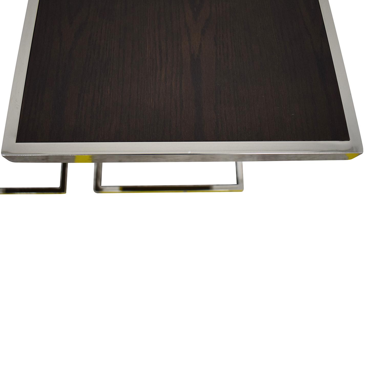 West Elm West Elm Framed Side Tables dimensions