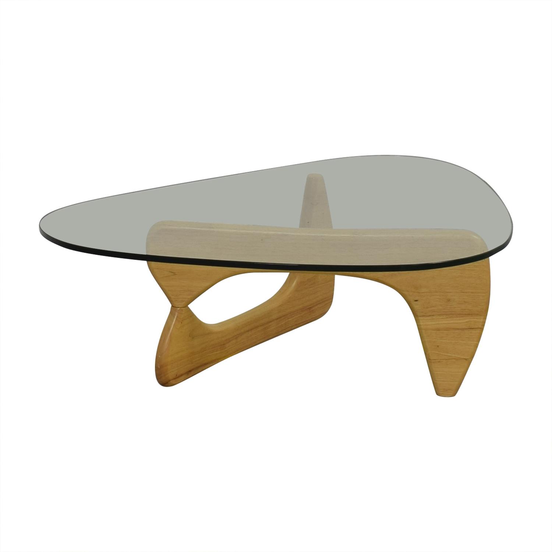 buy InStyle Modern Noguchi Replica Coffee Table InStyle Modern Coffee Tables