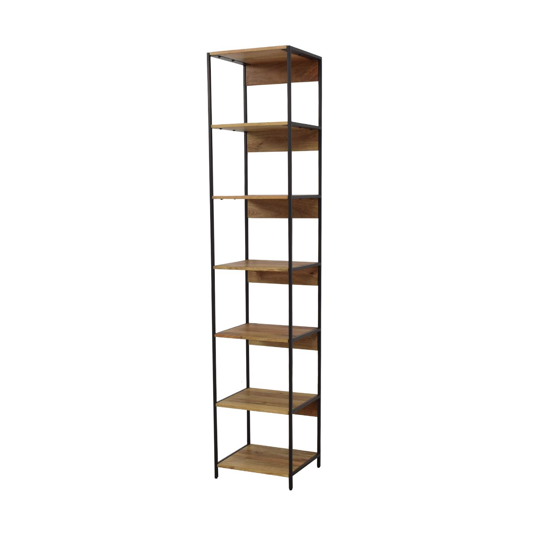 West Elm West Elm Rustic Industrial Modular Bookshelf