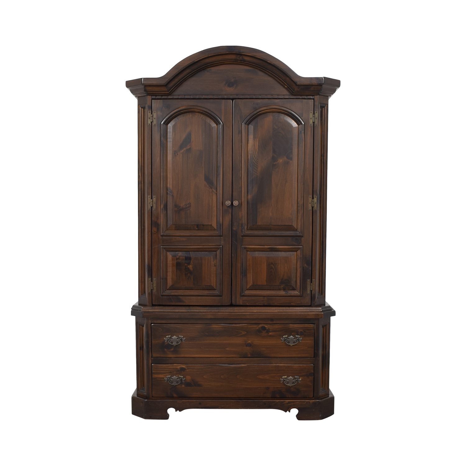 90% OFF - Pier 1 Pier 1 Imports Asian Armoire or ...