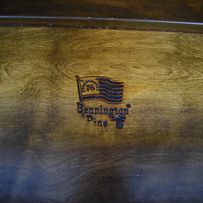 Bennington Pine Bennington Pine Armoire on sale