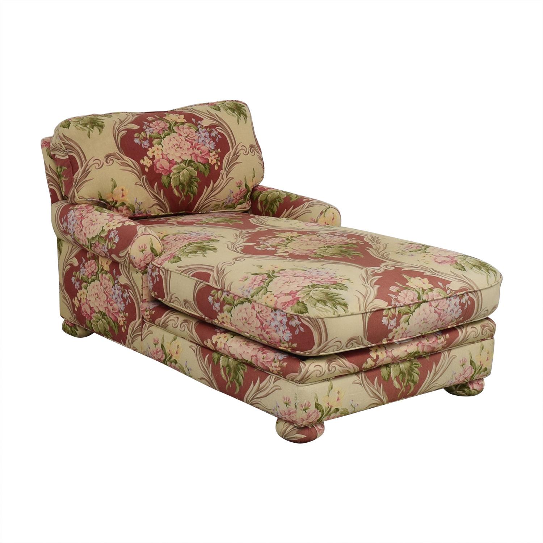 Ralph Lauren Home Ralph Lauren Chaise Lounge dimensions