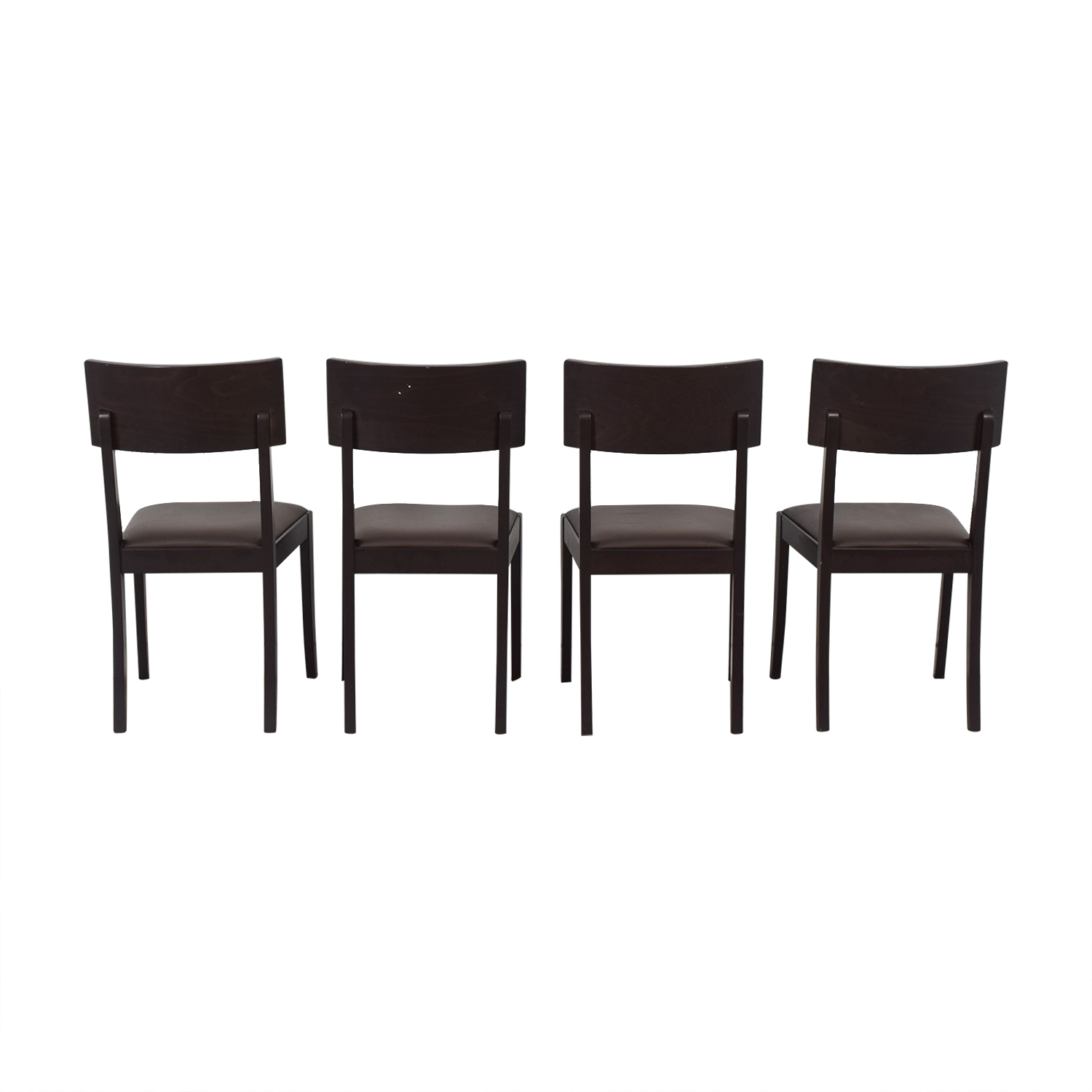 Crate & Barrel Crate & Barrel Dining Chairs for sale