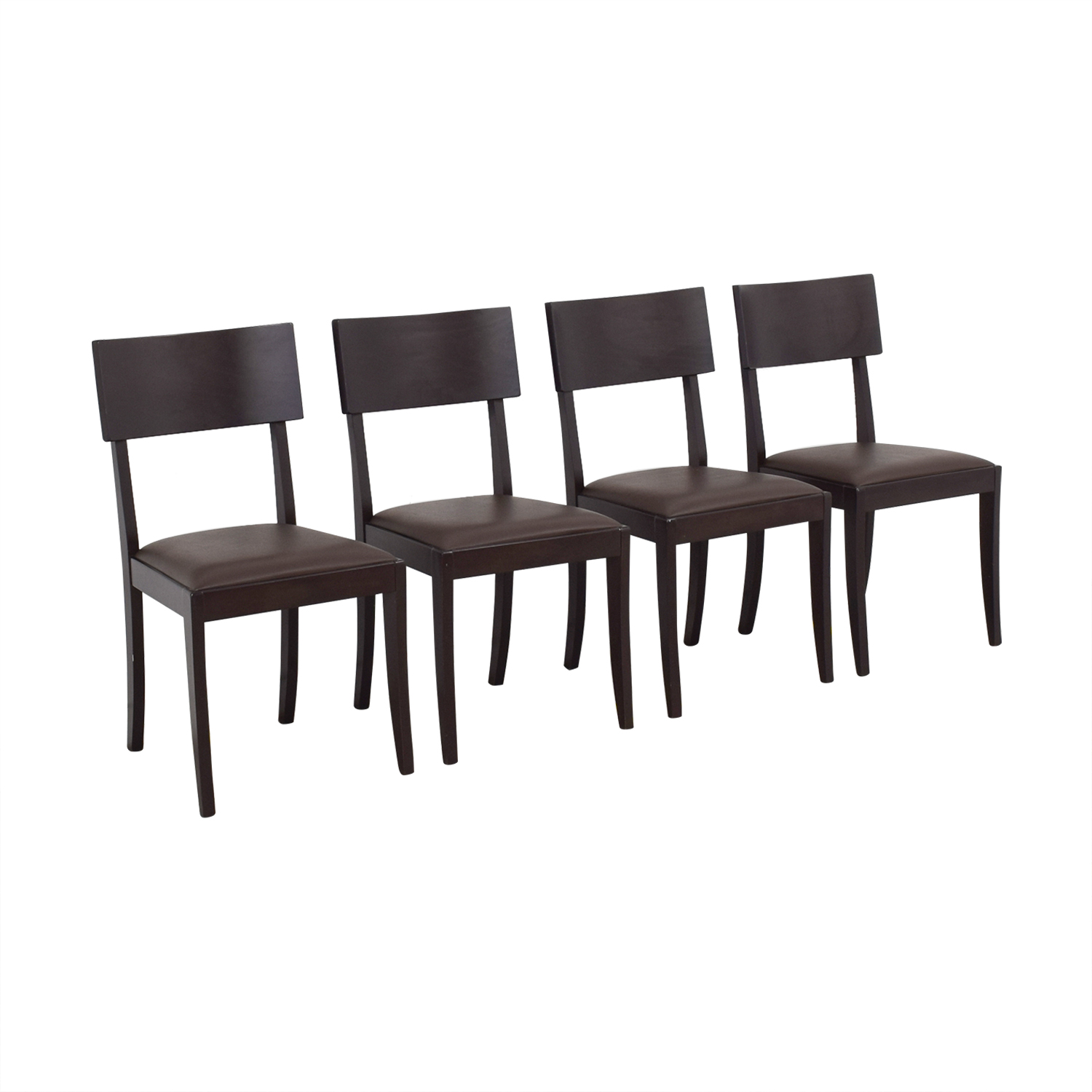 Crate & Barrel Dining Chairs / Dining Chairs