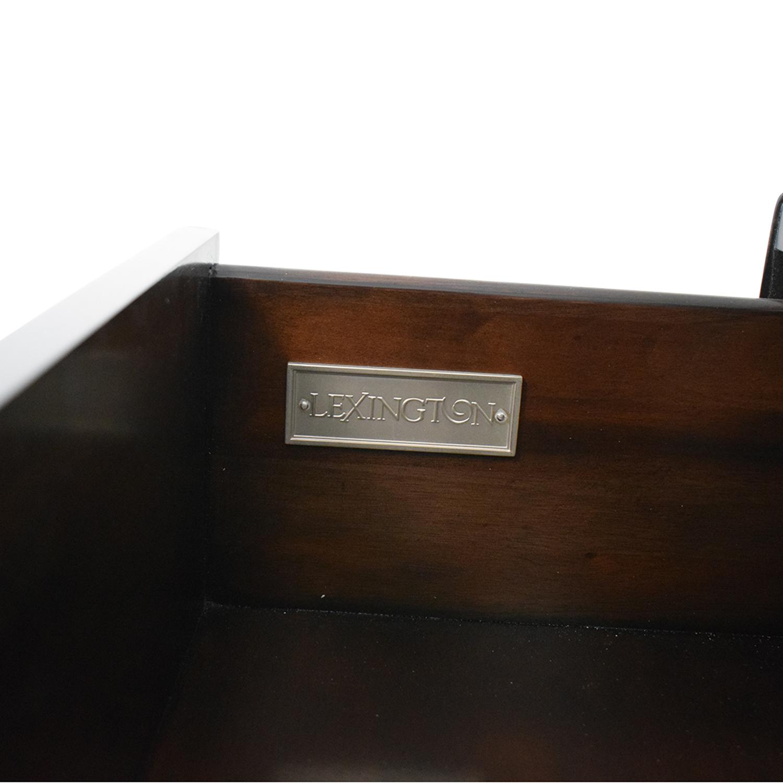Lexington Furniture Lexington Trevor Tiered Nightstands for sale