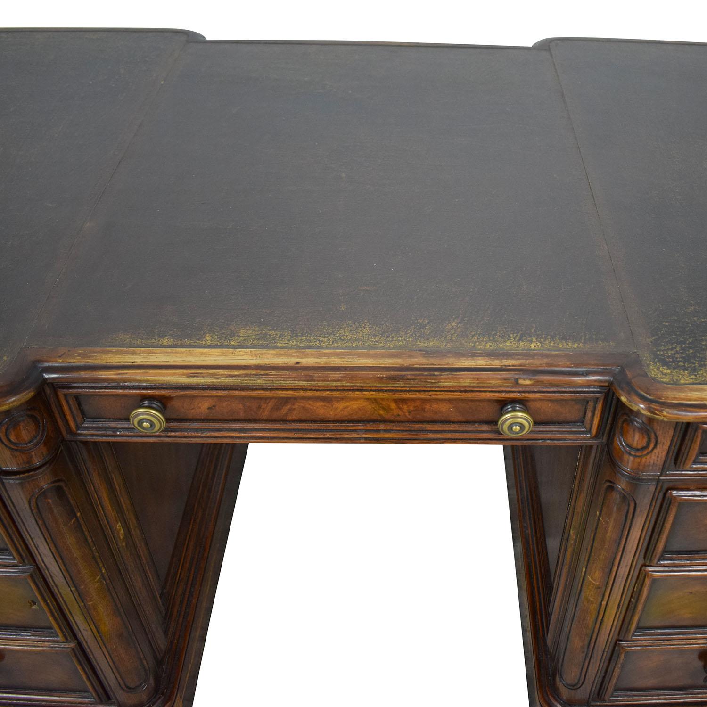 ABC Carpet & Home ABC Carpet & Home Multi Drawer Desk second hand