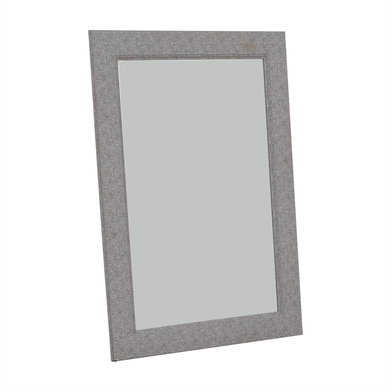 Framed Mirror sale