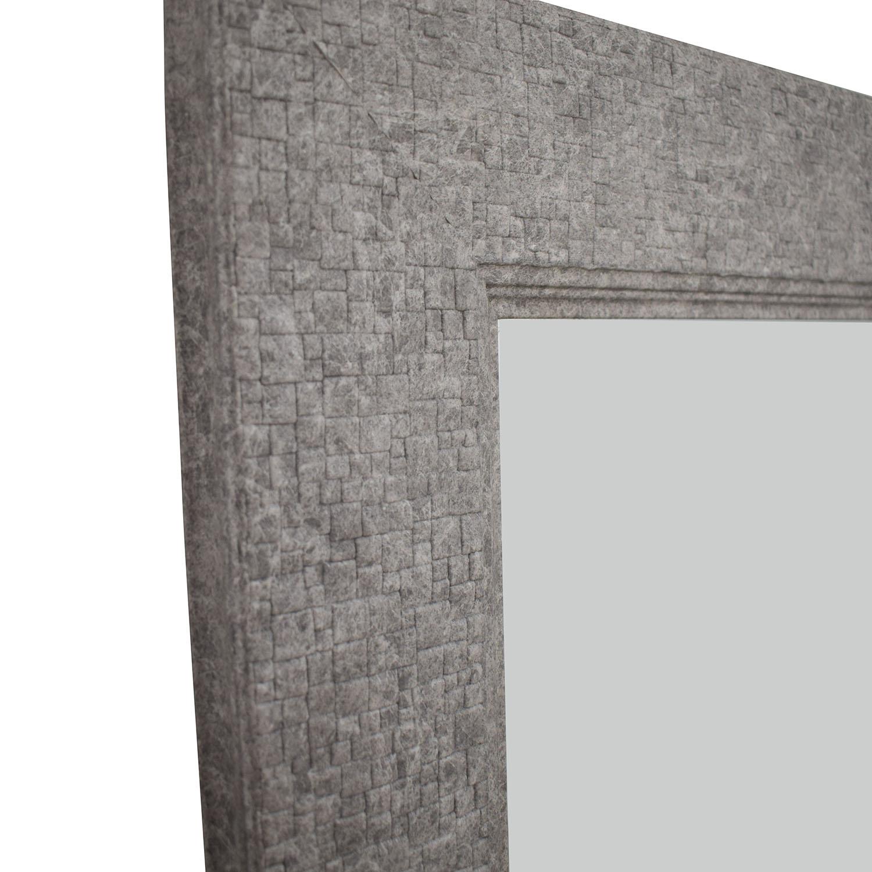 Framed Mirror Decor