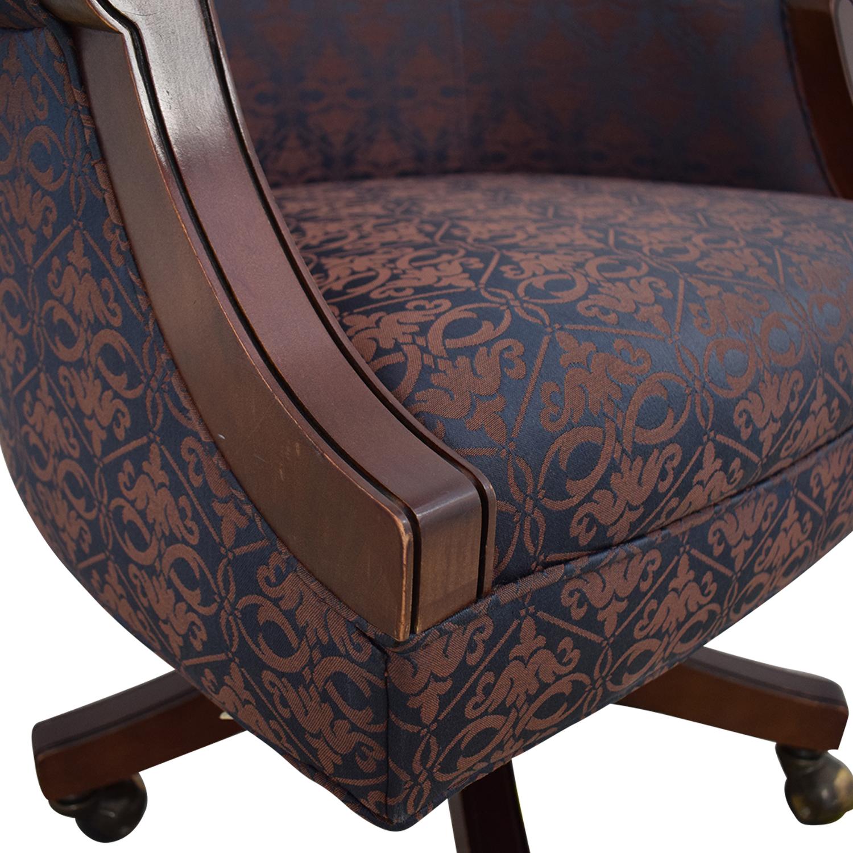 Kimball Kimball Independence Newcastle Swivel Chair dimensions
