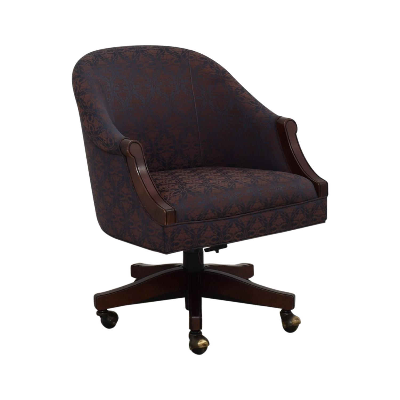Kimball Kimball Independence Newcastle Swivel Chair Chairs
