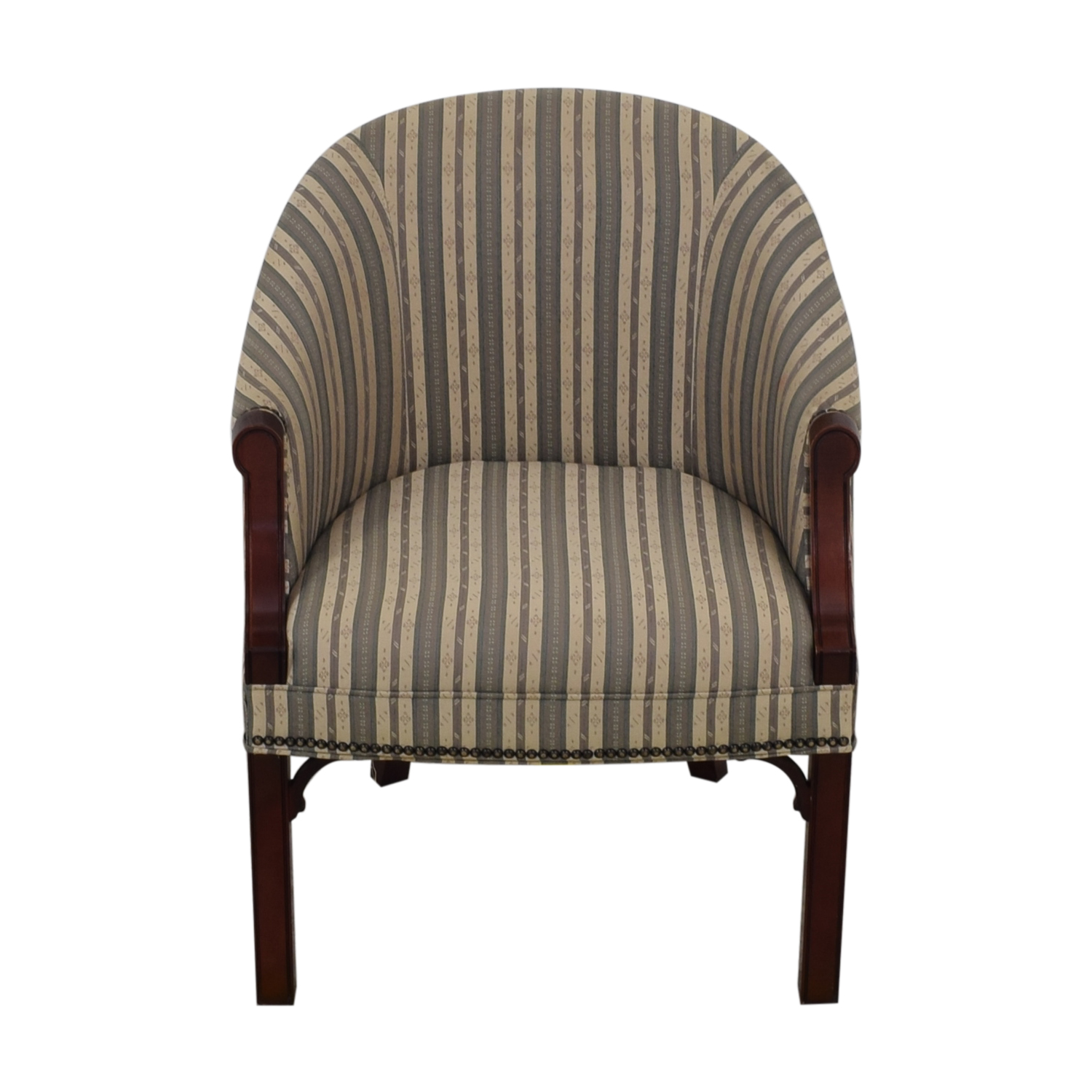 buy Kimball Independence Newcastle Striped Chair Kimball