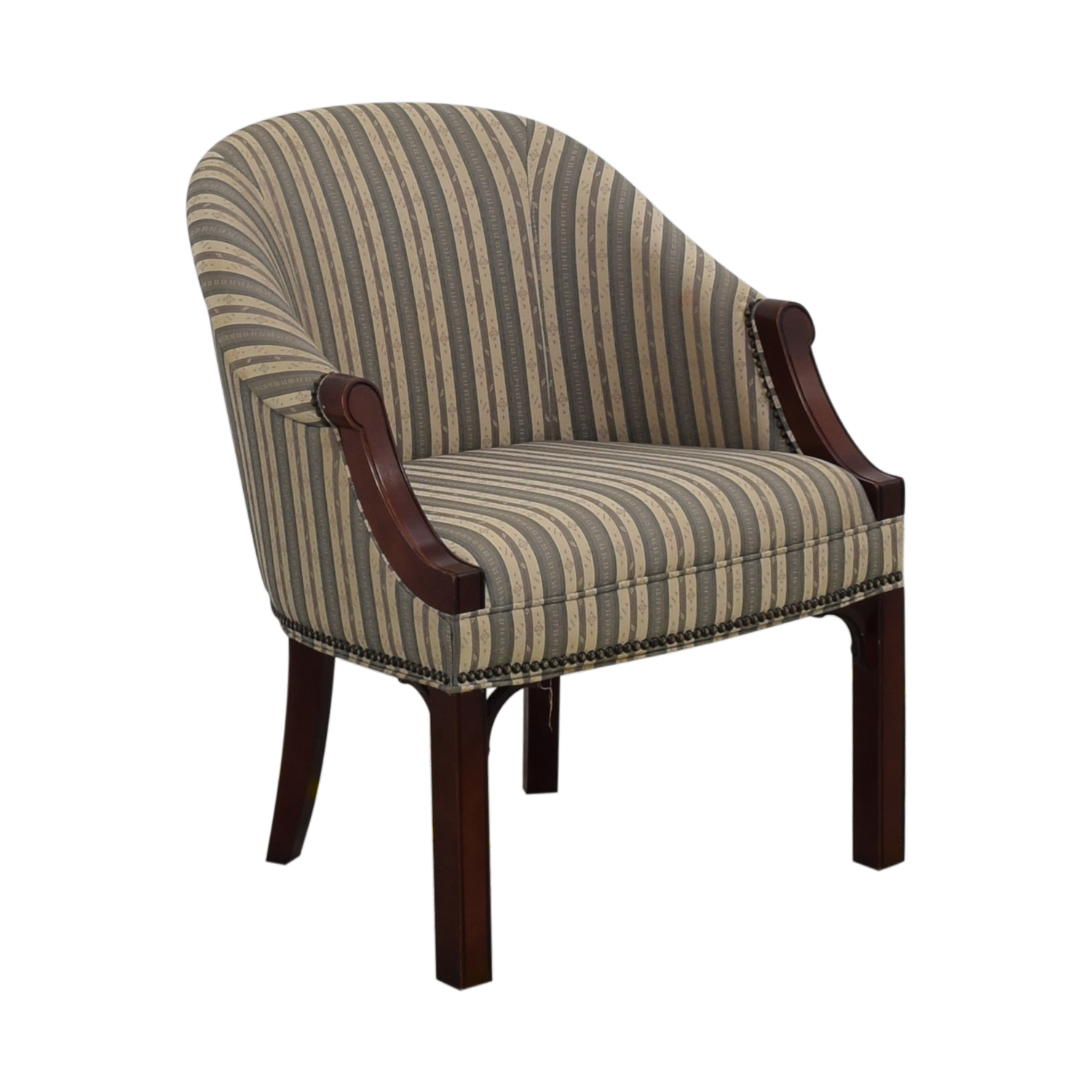 Kimball Kimball Independence Newcastle Striped Chair coupon