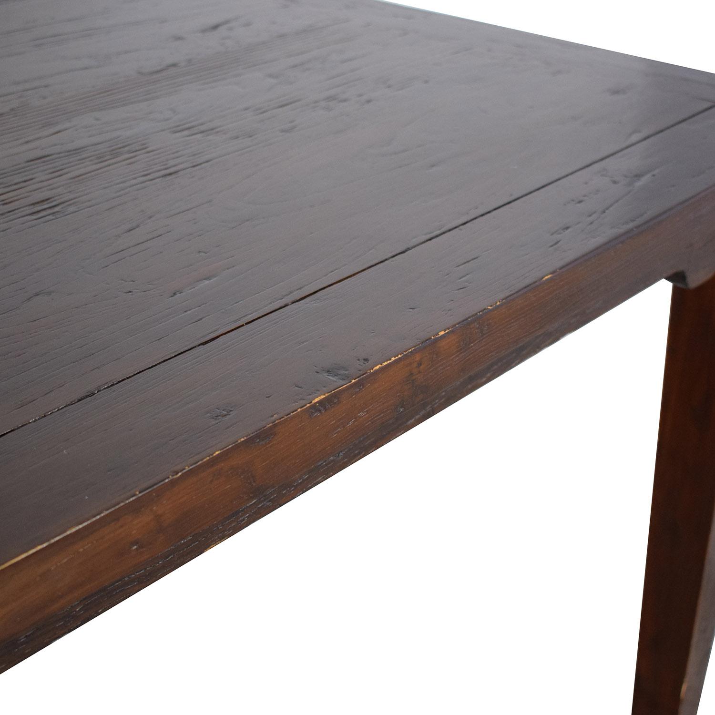 Rustic Dinner Table on sale