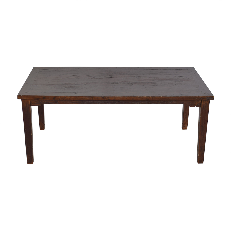 buy Rustic Dinner Table  Dinner Tables