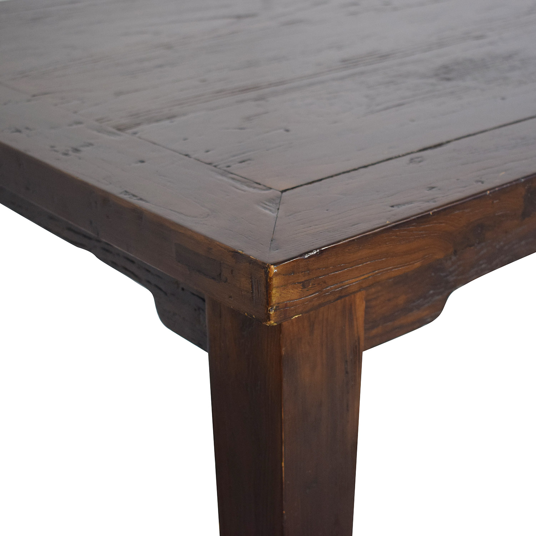 Rustic Dinner Table / Dinner Tables