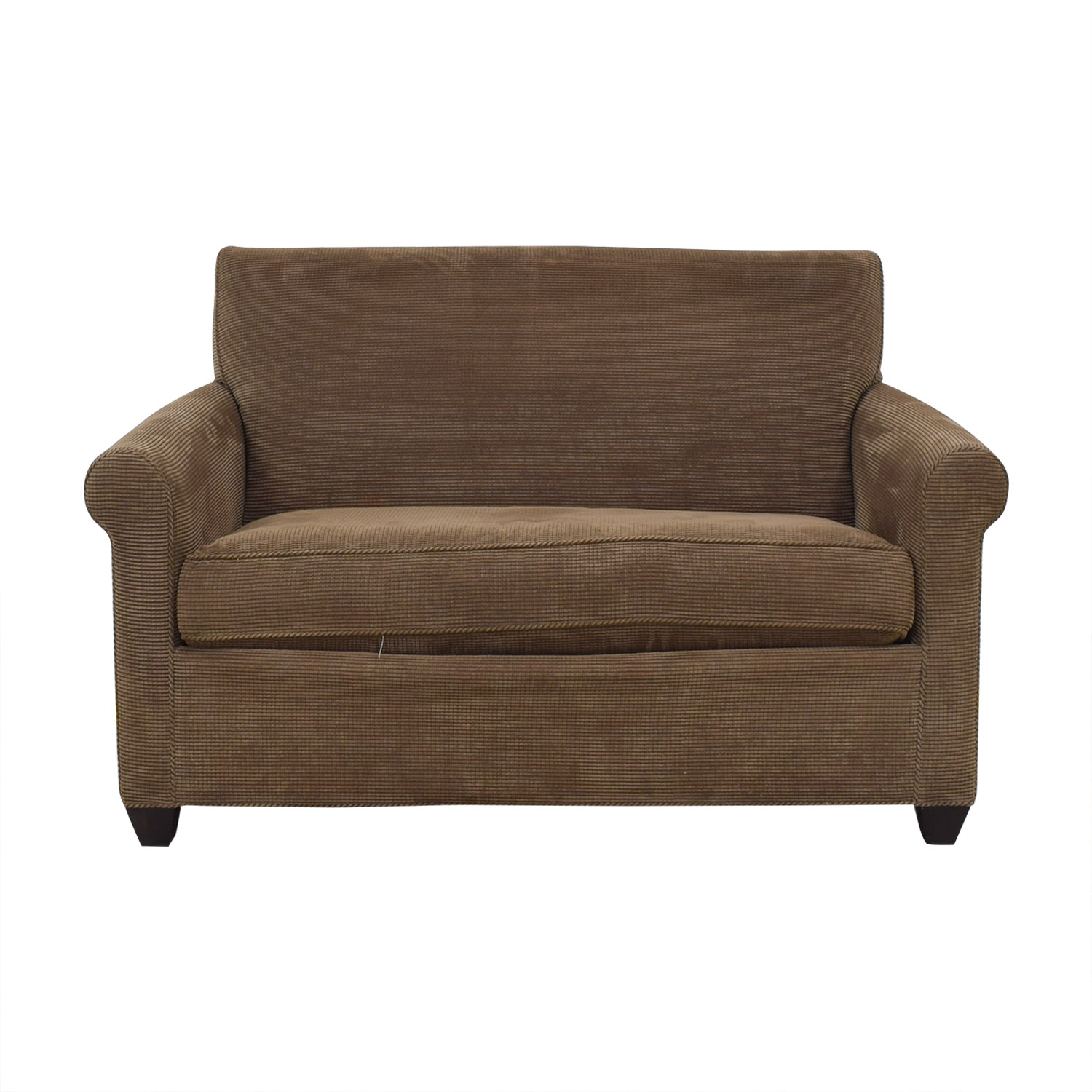 Crate & Barrel Hayward Twin Sleeper Sofa sale