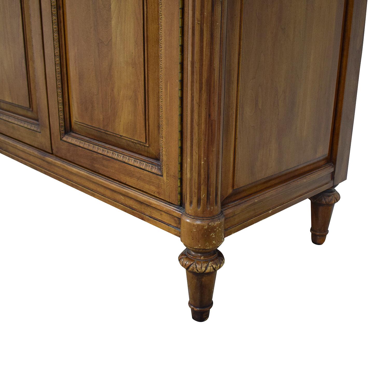 shop Davis Cabinet Company Armoire Davis Cabinet Company Storage