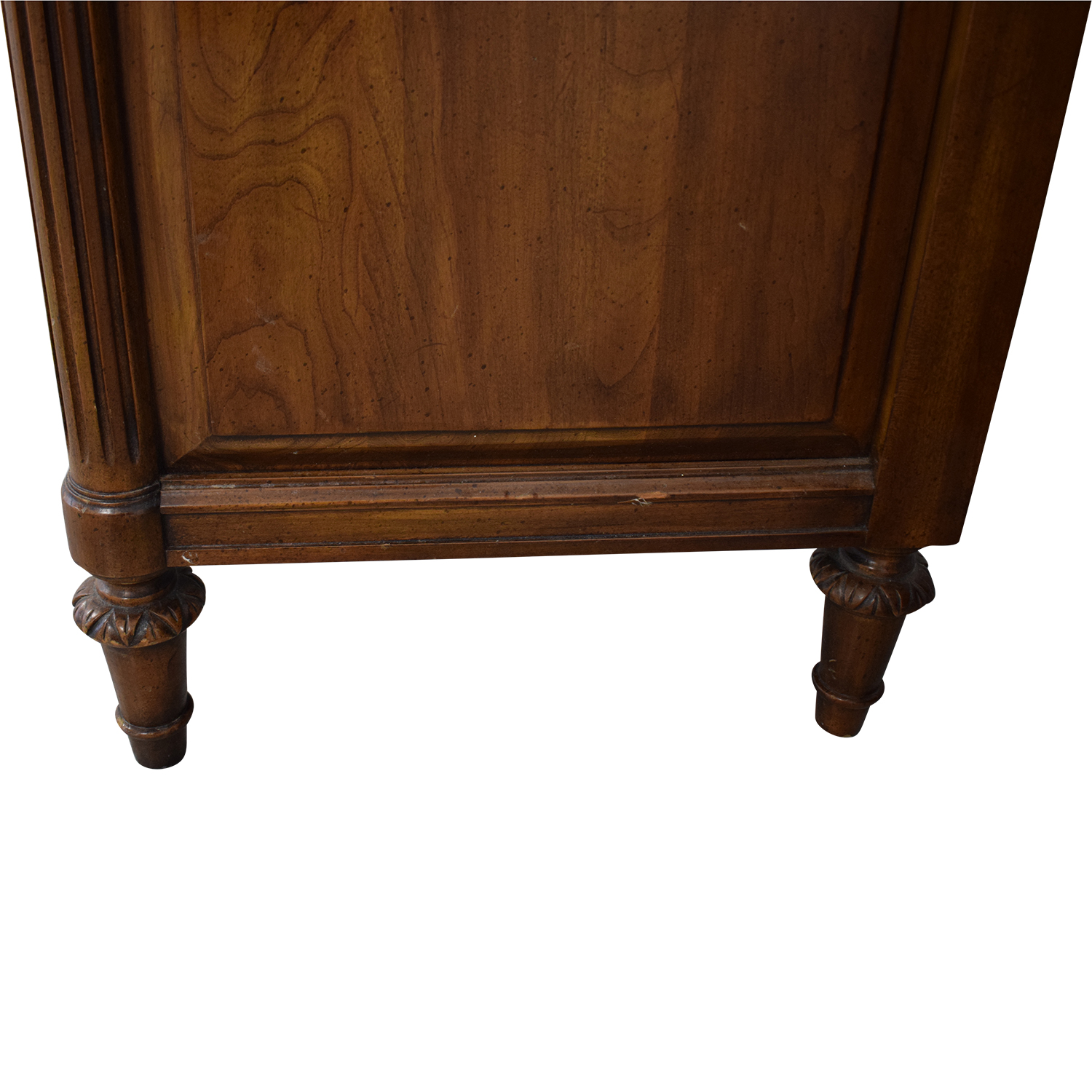 buy Baker Furniture Davis Cabinet Four-Drawer End Tables Baker Furniture Tables