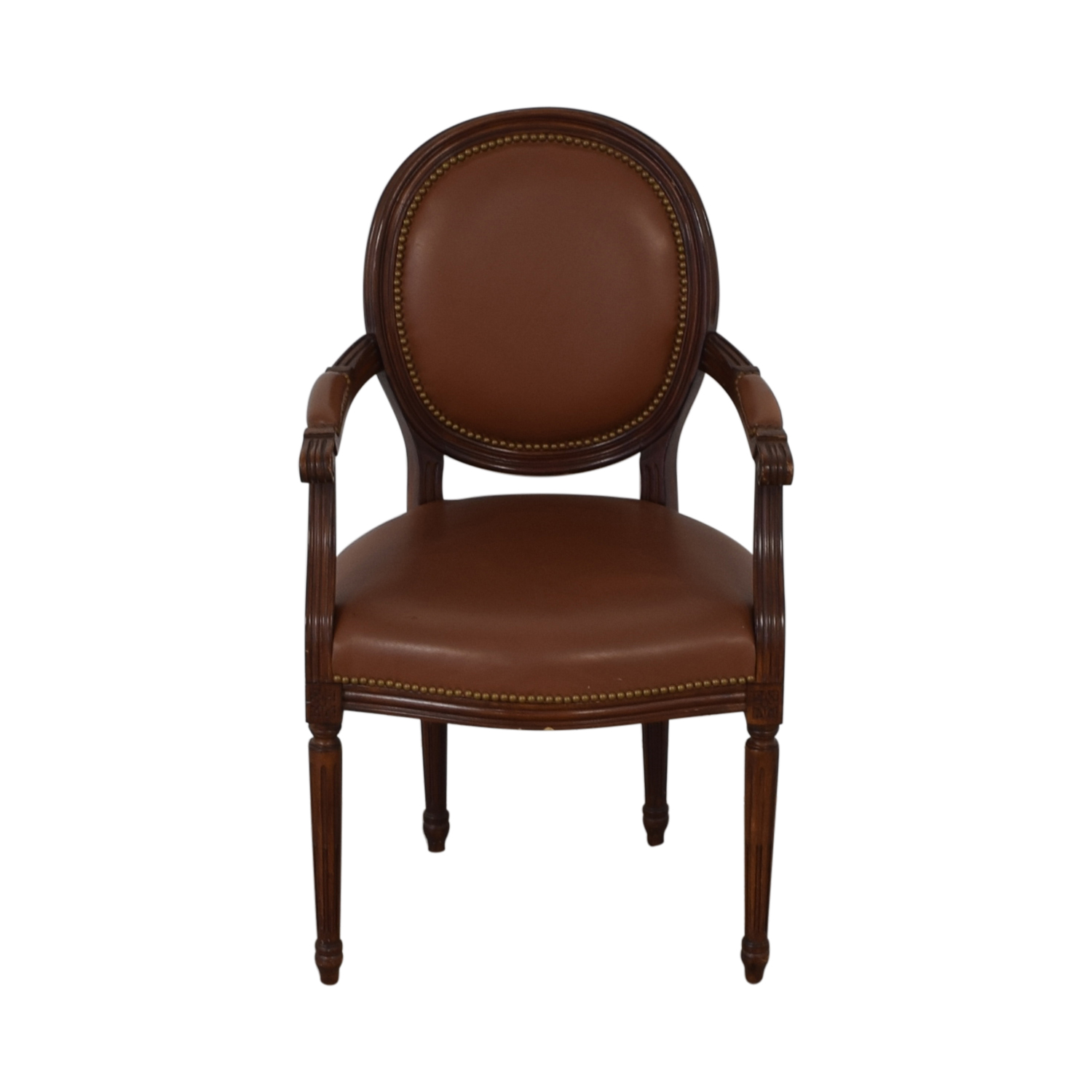 shop Leather Arm Chair  Chairs