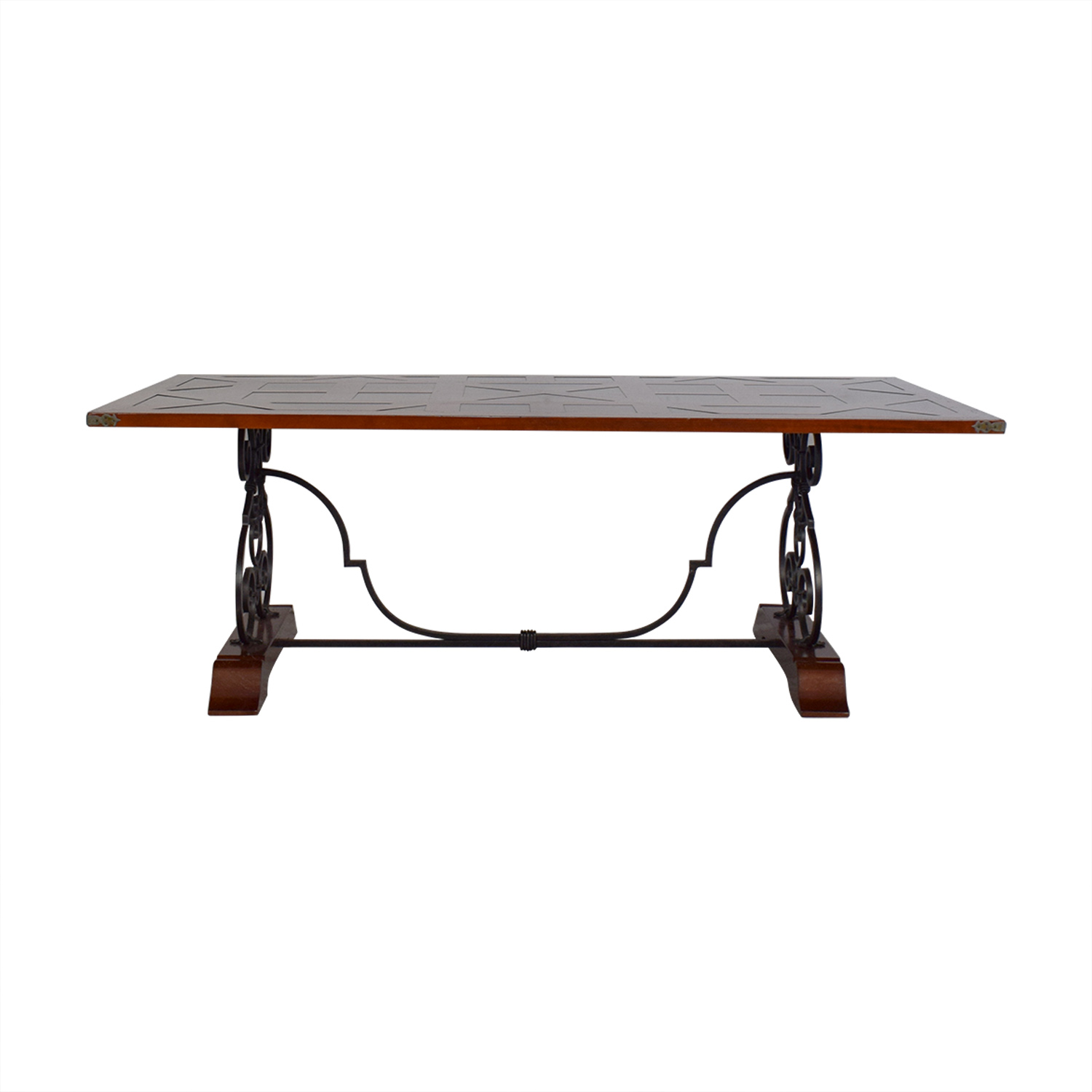 Grange Grange Inlaid French Country Dining Table on sale