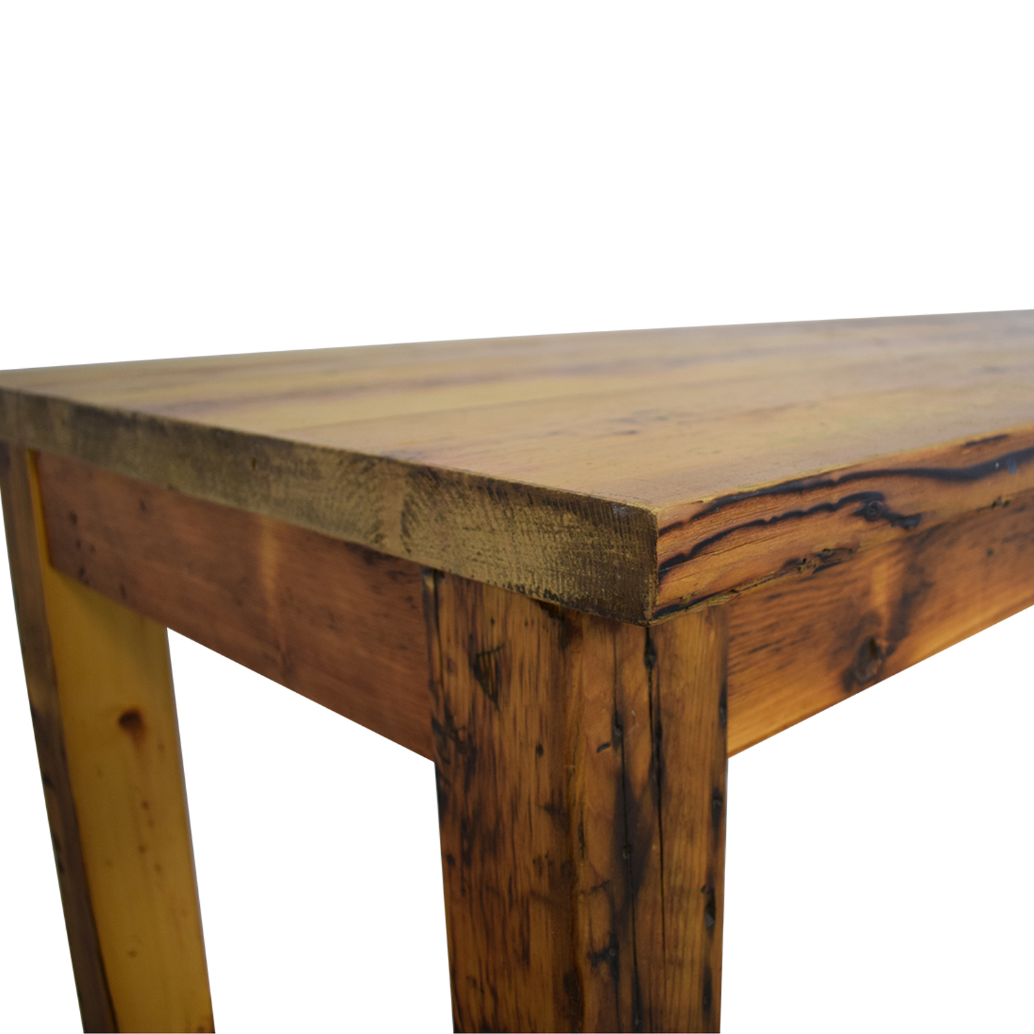 shop Olde Good Things Olde Good Things Rustic Square Leg Farm Table online