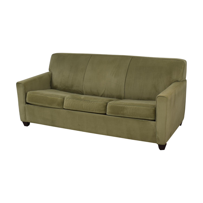 Raymour & Flanigan Raymour & Flanigan Queen Sleeper Sofa used