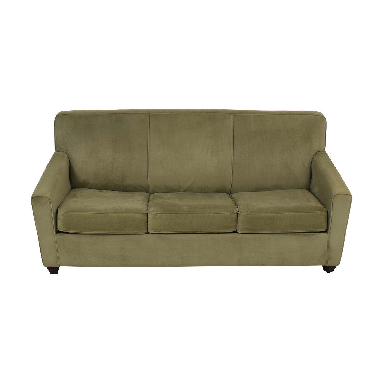 Etonnant 76% OFF   Raymour U0026 Flanigan Raymour U0026 Flanigan Queen Sleeper Sofa / Sofas